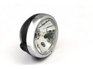 LSL Six-Days Headlight Black/Chrome