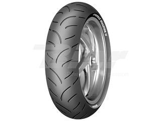 Dunlop tire Hypersport Sportmax Qualifier II 120/70ZR17 M/C 58W TL