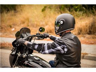 BELL Bullitt Carbon Helm Solid Matte Black Größe L - ea1ead56-f6da-4074-80e3-783b5bdc4885