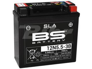 Batería BS Battery SLA 12N5.5-3B (FA) - 35843