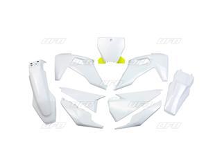 Kit plastiques UFO blanc Husqvarna FC/TC - 78450510