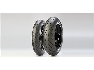 PIRELLI Tyre Diablo Rosso III (F) (D) STD + Ducati Monster 1200/1200S, Monster 821 120/70 ZR 17 M/C (58W) TL