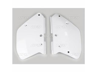 Plaques latérales UFO blanc Yamaha - 78427813