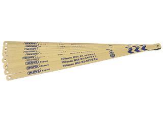 DRAPER Hacksaw Blades 300mm 10pcs