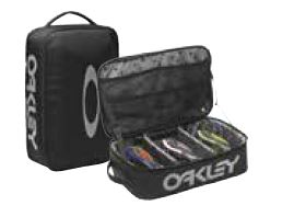 OAKLEY Multi-Goggle Soft Case 3 to 6 Goggles Black