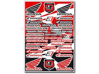 Kit Adhesivos Blackbird Honda Racing 5076H