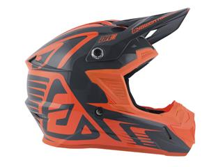 Casque ANSWER AR1 Edge Charcoal/orange fluo taille M - eafbea76-3112-49f8-9541-4c43d016d39d