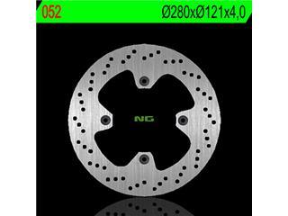 Disque de frein NG 052 rond fixe - 350052