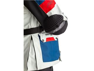Chaqueta Textil (Hombre) RST ADVENTURE-X Azul/Rojo , Talla 50/S - eb499a87-f566-47a4-9ae7-7ca15dfa6c4f