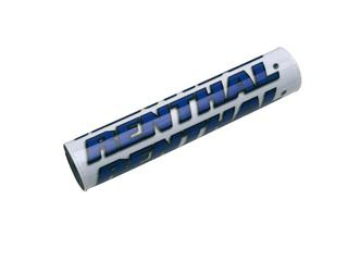 RENTHAL SX Handlebar Pad 240mm White/Blue