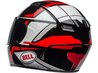 BELL Qualifier Helmet Flare Gloss Black/Red Size XL - eb53686b-50d3-4a5e-8d09-8185559817d2