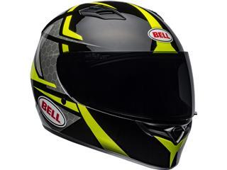 BELL Qualifier Helmet Flare Gloss Black/Hi Viz Size XXL - eb954681-a7c6-481e-81ab-3d174ddcd902