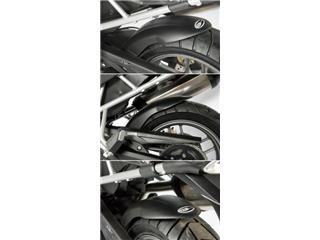 Black mudguard for R&GTriumph Tiger 800
