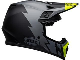 Casque BELL MX-9 Mips Strike Matte Gray/Black/Hi Viz taille L - ec00f2c6-ff29-491d-b88e-cb49861cf881