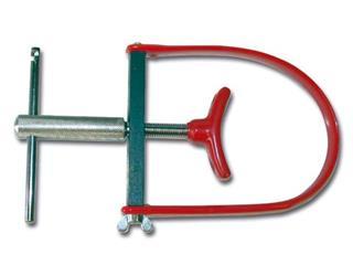 Bloque volant & poulie BIHR 90-120 mm