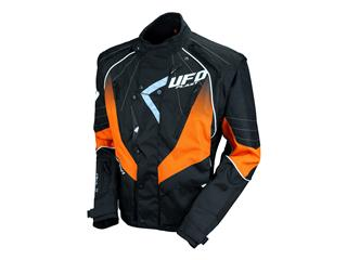 Veste UFO Enduro noir/orange taille XXL