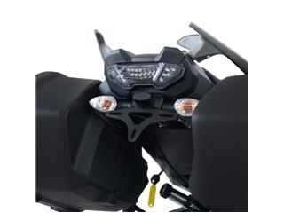 R&G RACING Licence Plate Holder Black Yamaha MT-09 Tracer - 6200000301