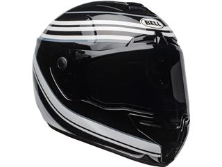 BELL SRT Helm Vestige Gloss White/Black Größe XXL - ec2d4e06-9bff-4973-bd0f-9e501e5b403f