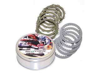 KIT DISQUES GARNIS + LISSES Newfren Ducati 848 R/S - ST3/ST4S