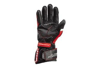 RST Axis CE Gloves Leather Red Size S Men - ecd6e0ad-a850-4562-90f2-26e5d073678b