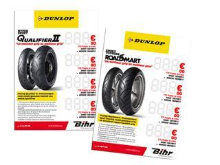 Affiches magasin opération Dunlop Roadsmart Sport-Touring et Qualifier II - 980253