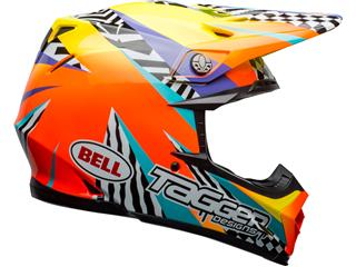 Casque BELL Moto-9 Mips Tagger Breakout Orange/Yellow taille XS - ed18d434-0707-4d46-b293-c2669ef0f4aa