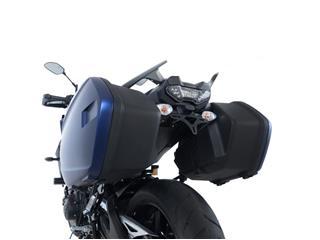 R&G RACING Licence Plate Holder Black Yamaha MT-09 Tracer - ed34b6f8-f6ea-4847-bf74-78eebf352ee0