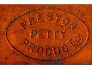 Garde-boue arrière PRESTON PETTY Vintage MX orange foncé - ed3b7c6d-140f-4e0a-8e6b-5ad011651ad6