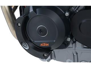 Slider moteur gauche R&G RACING noir KTM 790 Duke - 446999