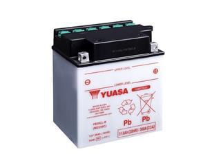 Batterie YUASA YB30CL-B conventionnelle - 32YB30CLB