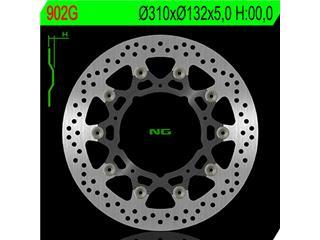 NG 902G Brake Disc Round Floating Yamaha