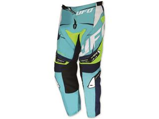 UFO Element Pants Turquoise/Yellow Size 36(EU) - 28(US)