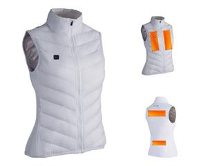 CAPIT WarmMe Heated Jacket White Size M Woman