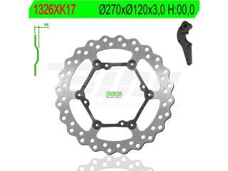 Disco de freno NG kit ondulado1326XK17 Ø270 x Ø120 x 3,5