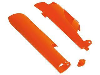 Protections de fourche RACETECH orange KTM - 785353