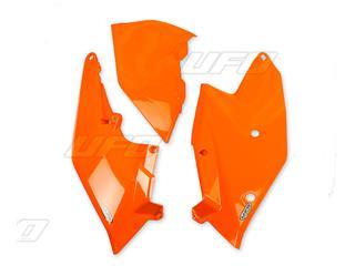 Plaques latérales UFO orange fluo KTM SX/SX-F - 78554654