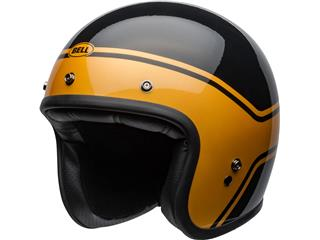 Capacete Bell Custom 500 DLX STREAK Preta/Dourada, Tamanho S - eed6cfd0-505b-40c9-8924-2c91a5666987