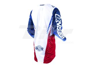 T-shirt ANSWER Elite Discord Vermelha/Branca Tamanho XXL - ef16a61c-7dd1-4019-b441-3fd3acdec837