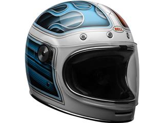 Casque BELL Bullitt DLX SE Baracuda Gloss White/Red/Blue taille M - ef5761ce-5142-488b-8d89-75c9e52a3a27