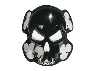OXFORD SKULL KNEESLIDERS BLACK