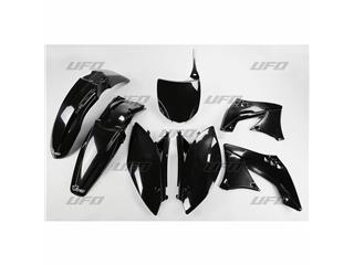 Kit plastique UFO noir Kawasaki KX450F - 78244120