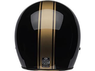 Capacete Bell CUSTOM 500 DLX Rally Preta/Bronze, Tamanho XS - ef6927de-3016-4231-8801-a8eb75cf979b