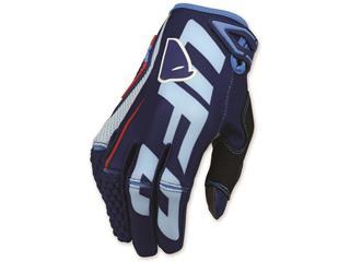 UFO Blaze Gloves Black/Blue Size 8(EU) - S(US)
