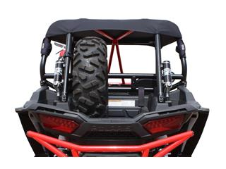 Support roue DRAGONFIRE RacePace noir Polaris RZR1000