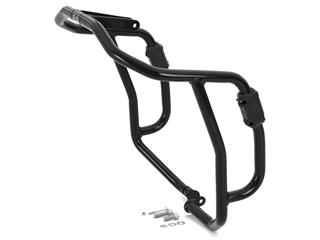 Barres de protection BIHR Trail Crash Bar aluminium noir AJP PR7