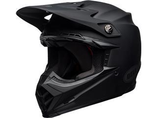 BELL Moto-9 Mips Intake Helm Matte Black Größe XS