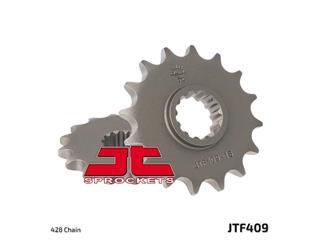 JT SPROCKETS Front Sprocket 16 Teeth Steel Standard 428 Pitch Type 409 Suzuki DR125