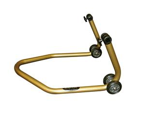 "BIKE LIFT Universal Rear Stand with Standard ""L"" Adapters Magnesium"