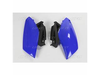 Plaques latérales UFO Bleu Reflex Yamaha YZ250F - 78428872