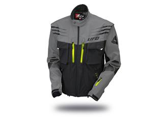 Veste UFO Taiga Enduro Grey/Black taille XL - 802000310171